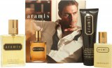 Aramis Gift Set 110ml EDT Spray + 50ml EDT Splash + 100ml A/Shave Balm<br />Mænd