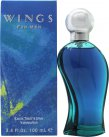 Giorgio Beverly Hills Wings for Men Eau De Toilette 100ml Spray<br />Mænd