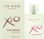 Ted Baker X20 Extraordinary for Women Eau de Toilette 100ml Spray<br />Kvinder