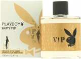 Playboy VIP Aftershave 100ml Splash<br />Mænd