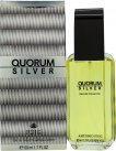 Antonio Puig Quorum Silver Eau de Toilette 50ml Spray<br />Mænd