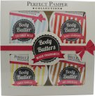 Perfect Pamper Gift Set 4x 50ml Body Butter<br />Unisex