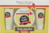 Perfect Pamper Warm Vanilla Gift Set 100ml Body Scrub + 220ml Body Butter + 100ml Body Wash<br />Unisex