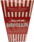 Perfect Pamper Gift Set 12x Popcorn Bath Bombs<br />Unisex