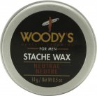 Woody's Grooming Stache Wax 14g - Neutural<br />Mænd