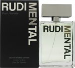 RudiMENtal Silver Sports Edition Eau de Toilette 100ml Spray<br />Mænd