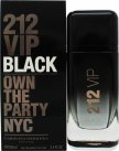 Carolina Herrera 212 VIP Black Eau de Parfum 100ml Spray<br />Mænd