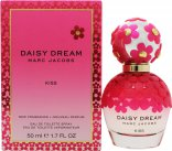 Marc Jacobs Daisy Dream Kiss Eau de Toilette 50ml Spray<br />Kvinder
