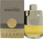 Azzaro Wanted Eau de Toilette 100ml Spray<br />Mænd