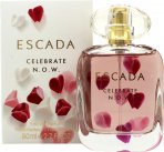 Escada Celebrate N.O.W  Eau de Parfum 80ml Spray<br />Kvinder