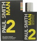 Paul Smith Man 2 Aftershave Lotion 100ml Spray<br />Mænd