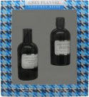 Geoffrey Beene Grey Flannel Gavesæt 120ml EDT + 120ml Aftershave Lotion<br />Mænd