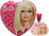 Barbie Gift Set 100ml EDT + Tin Box<br />Kvinder