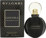 Bvlgari Goldea The Roman Night Eau De Parfum 75ml Spray<br />Kvinder