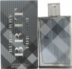 Burberry Brit For Men Eau de Toilette 200ml Spray<br />Mænd