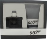 James Bond 007 Gift Set 50ml EDT + 150ml Shower Gel<br />Mænd