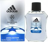 Adidas UEFA Champions League Arena Edition Eau de Toilette 100ml Spray<br />Mænd