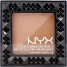 NYX Cosmetics Cheek Contour Duo Palette 5g - 05 Two To Tango<br />Kvinder