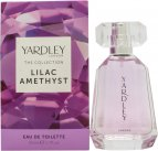 Yardley Lilac Amethyst Eau de Toilette 50ml Spray<br />Kvinder