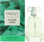 Yardley Flora Jade Eau de Toilette 50ml Spray<br />Kvinder