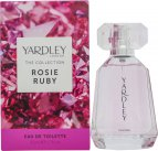 Yardley Rosie Ruby Eau de Toilette 50ml Spray<br />Kvinder