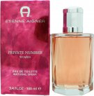Etienne Aigner Private Number Eau de Toilette 100ml Spray<br />Kvinder