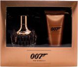 James Bond 007 for Women II Gift Set 30ml EDP + 50ml Body Lotion<br />Kvinder
