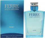 Gianfranco Ferre Acqua Azzurra Eau de Toilette 100ml Spray<br />Mænd