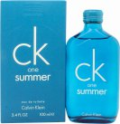 Calvin Klein CK One Summer 2018 Eau de Toilette 100ml Spray<br />Unisex