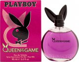 Playboy Queen of the Game Eau de Toilette 90ml Spray<br />Kvinder