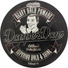 Dapper Dan Haircare Heavy Hold Pomade 100ml - Superior Hold And Shine<br />Mænd
