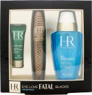 Helena Rubinstein All Mascaras! Lash Queen Fatal Blacks Gift Set 3 Pieces<br />Kvinder