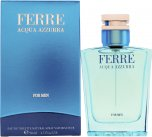 Gianfranco Ferre Acqua Azzurra Eau de Toilette 50ml Spray<br />Mænd