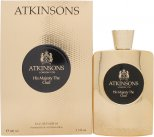 Atkinsons His Majesty The Oud Eau de Parfum 100ml Spray<br />Mænd