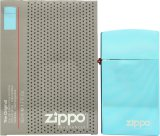 Zippo Turquoise The Original Turquoise 50ml Spray<br />Mænd