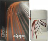 Zippo On The Road Eau de Toilette Gift Set 50ml EDT + 50ml EDT Refill<br />Mænd