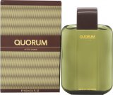 Antonio Puig Quorum Aftershave 100ml Splash<br />Mænd