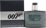 James Bond 007 Aftershave Lotion 50ml Spray<br />Mænd