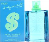 Andy Warhol POP Pour Homme Eau de Toilette 100ml Spray<br />Mænd