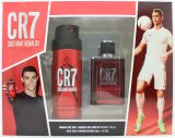 Cristiano Ronaldo Cristiano Ronaldo CR7 CR7 Gift Set 30ml EDT + 114ml Body Spray<br />Mænd