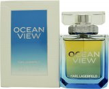 Karl Lagerfeld Ocean View for Women Eau de Parfum 85ml Spray<br />Kvinder