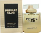 Karl Lagerfeld Private Klub for Women Eau de Parfum 85ml Spray<br />Kvinder