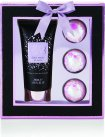 Style & Grace Glitz & Glam Bath Bombed Gift Set 200ml Body Wash + 3 x 50g Bath Fizzers<br />Kvinder