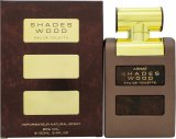 Armaf Shades Wood Eau de Toilette 100ml Spray<br />Mænd