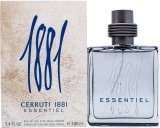 Cerruti 1881 Essentiel Eau de Toilette 100ml Spray<br />Mænd