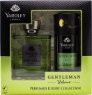 Yardley Gentleman Urbane Gift Set 100ml EDT + 150ml Body Spray<br />Mænd