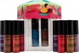 NYX Cosmetics Limited Edition Whipped Wonderland Soft Matte Metallic Lip Cream Gift Set 12 x 4.7ml Lip Colours<br />Kvinder