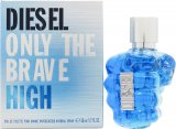 Diesel Only The Brave High Eau de Toilette 50ml Spray<br />Mænd