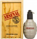 Gilles Cantuel Arsenal Grey Eau de Parfum 100ml Spray<br />Mænd