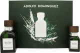 Adolfo Dominguez Agua Fresca Vetiver Gift Set 120ml EDT + 30ml EDT<br />Mænd